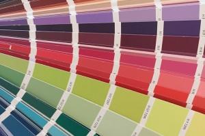 Mazzetta colori da interno