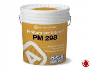 Idropittura PM 298 Fassa Bortolo