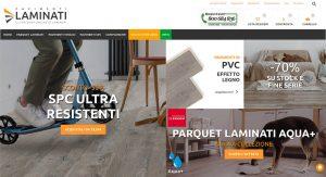 Pavimenti laminati vendita online su www.pavimentilaminati.com